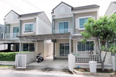 บ้านเดี่ยว 4350000 กรุงเทพมหานคร เขตบางนา บางนา