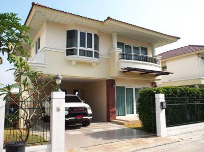 บ้านเดี่ยว 3850000 ปทุมธานี เมืองปทุมธานี บางขะแยง