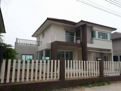 บ้านเดี่ยว 4950000 ชลบุรี พานทอง พานทอง