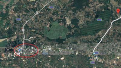 ที่ดิน 23600000 ปราจีนบุรี กบินทร์บุรี บ้านนา