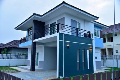 บ้านเดี่ยวสองชั้น 4890000 เชียงราย เมืองเชียงราย บ้านดู่