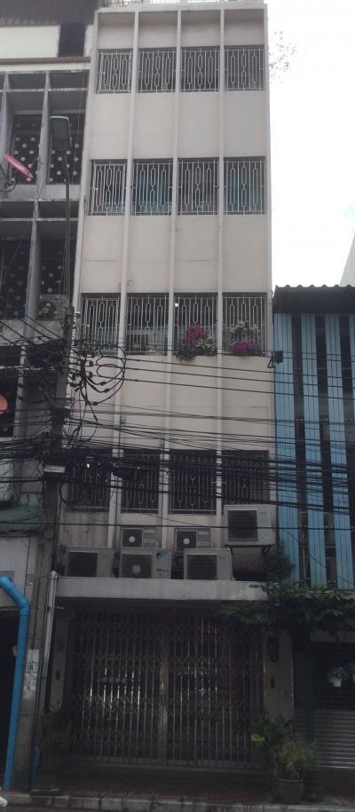 อาคารพาณิชย์ 10 กรุงเทพมหานคร เขตสัมพันธวงศ์ ตลาดน้อย