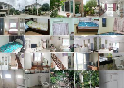 บ้านเดี่ยว 2900000 นนทบุรี บางบัวทอง บางคูรัด