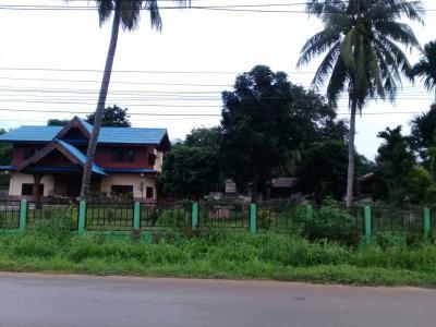 บ้านพร้อมที่ดิน 9900000 แม่ฮ่องสอน เมืองแม่ฮ่องสอน ปางหมู