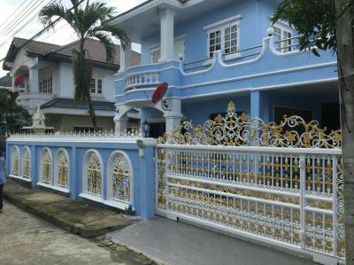บ้านเดี่ยวสองชั้น 3950000 นนทบุรี เมืองนนทบุรี บางรักน้อย