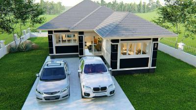 บ้านเดี่ยว 2490000 ราชบุรี เมืองราชบุรี พงสวาย