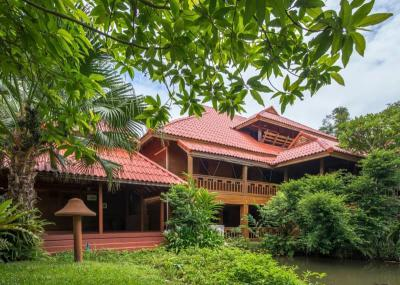 บ้านพร้อมที่ดิน 16000000 เชียงใหม่ แม่ริม ริมใต้