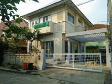บ้านเดี่ยวสองชั้น 1690000 ปทุมธานี ธัญบุรี ลำผักกูด