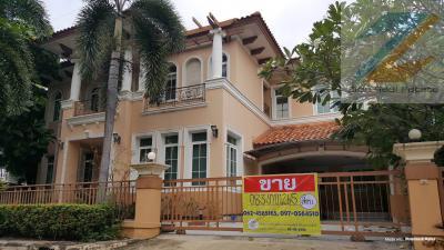 บ้านเดี่ยว 13900000 กรุงเทพมหานคร เขตบางแค หลักสอง