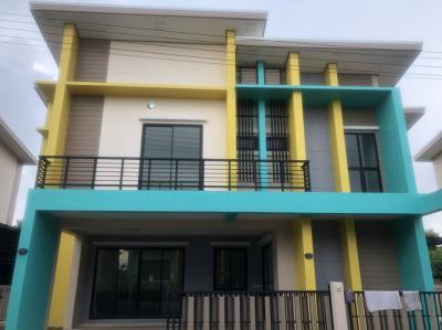 บ้านเดี่ยวสองชั้น 3400000 บุรีรัมย์ เมืองบุรีรัมย์ อิสาณ