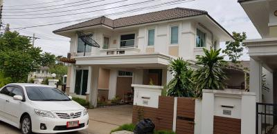 บ้านเดี่ยว 5200000 นนทบุรี บางใหญ่ บางเลน