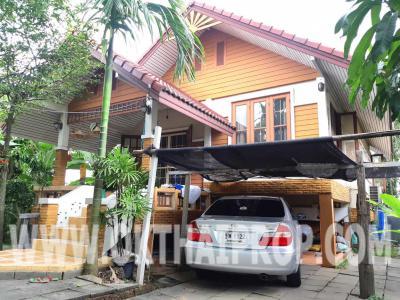 บ้านเดี่ยว 5400000 นนทบุรี บางใหญ่ บ้านใหม่