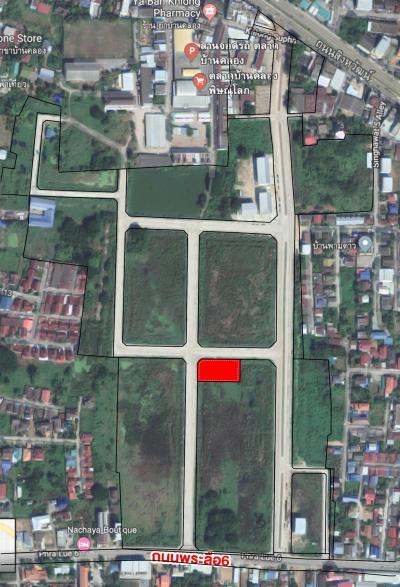 ที่ดิน 17800000 พิษณุโลก เมืองพิษณุโลก บ้านคลอง
