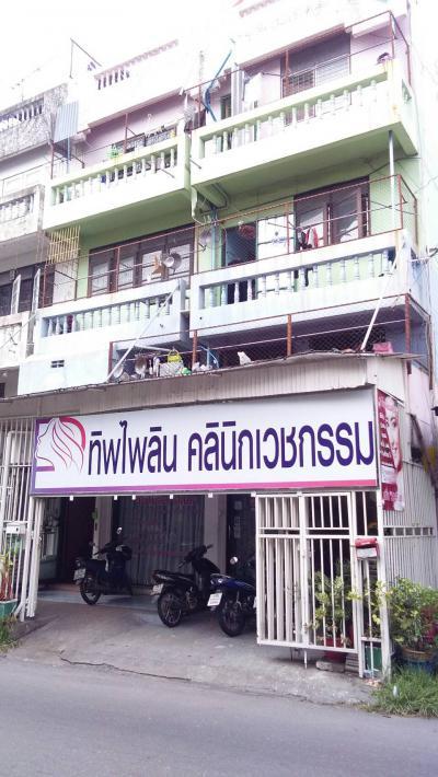 อาคารพาณิชย์ 12000000 นนทบุรี บางบัวทอง บางรักพัฒนา