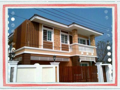 บ้านเดี่ยว 1 กรุงเทพมหานคร เขตตลิ่งชัน บางเชือกหนัง