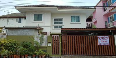บ้านเดี่ยว 6900000 กรุงเทพมหานคร เขตหลักสี่ ทุ่งสองห้อง