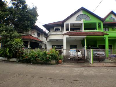 บ้านแฝด 3190000 ปทุมธานี เมืองปทุมธานี บางเดื่อ