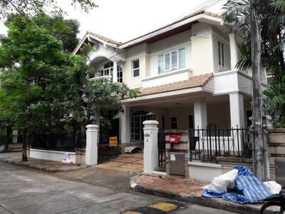 บ้านเดี่ยว 30000 กรุงเทพมหานคร เขตบางกะปิ หัวหมาก