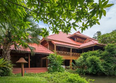 บ้านพร้อมที่ดิน 16900000 เชียงใหม่ แม่ริม ริมใต้