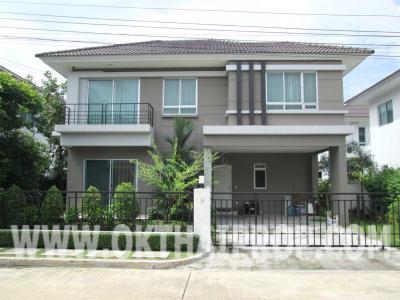 บ้านเดี่ยว 9900000 กรุงเทพมหานคร เขตคันนายาว คันนายาว