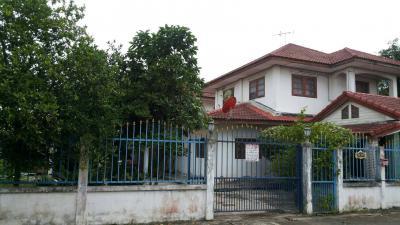 บ้านเดี่ยว 3600000 ปทุมธานี คลองหลวง คลองเจ็ด