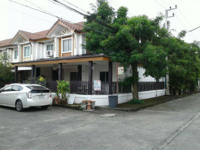 บ้านเดี่ยว 2790000 ปทุมธานี ธัญบุรี ประชาธิปัตย์