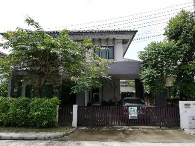 บ้านเดี่ยว 5690000 กรุงเทพมหานคร เขตบางเขน ท่าแร้ง