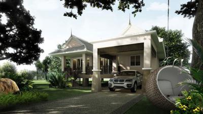 บ้านเดี่ยว 3300000 ชลบุรี พานทอง พานทอง