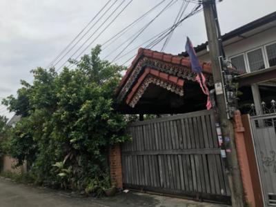 บ้านเดี่ยว 5500000 กรุงเทพมหานคร เขตพระโขนง บางจาก