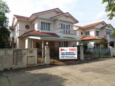 บ้านเดี่ยวสองชั้น 5060000 นนทบุรี บางกรวย ปลายบาง