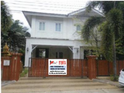 บ้านเดี่ยวสองชั้น 5270000 นนทบุรี ปากเกร็ด ท่าอิฐ