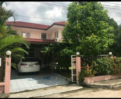 บ้านเดี่ยว 4500000 กรุงเทพมหานคร เขตมีนบุรี