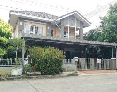 บ้านเดี่ยว 3690000 ปทุมธานี เมืองปทุมธานี บ้านฉาง