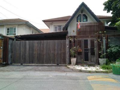 บ้านเดี่ยว 6500000 ปทุมธานี เมืองปทุมธานี บ้านกลาง