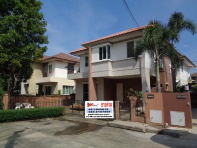 บ้านเดี่ยวสองชั้น 4030000 นนทบุรี บางใหญ่ เสาธงหิน