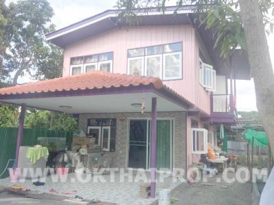บ้านเดี่ยว 3700000 กรุงเทพมหานคร เขตภาษีเจริญ บางหว้า