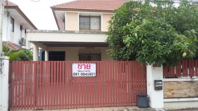 บ้านเดี่ยวสองชั้น 3700000 ชลบุรี เมืองชลบุรี เสม็ด