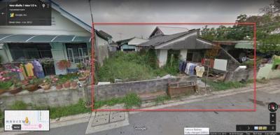 ที่ดิน 1700000 กรุงเทพมหานคร เขตสายไหม คลองถนน