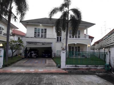 บ้านเดี่ยว 5800000 กรุงเทพมหานคร เขตทุ่งครุ บางมด