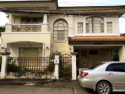 บ้านเดี่ยว 6200000 นนทบุรี บางใหญ่ เสาธงหิน