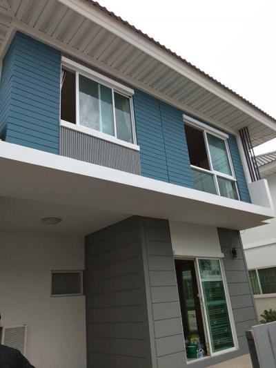 บ้านเดี่ยว 3400000 นนทบุรี ปากเกร็ด ท่าอิฐ