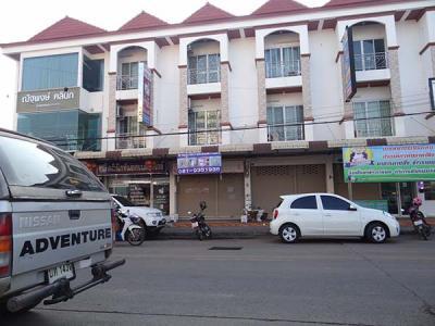 อาคารพาณิชย์ 0 ขอนแก่น เมืองขอนแก่น ในเมือง