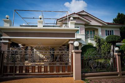 บ้านเดี่ยว 12100000 ปทุมธานี ธัญบุรี ประชาธิปัตย์