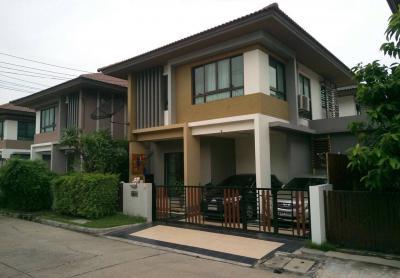 บ้านเดี่ยว 3400000 กรุงเทพมหานคร เขตคลองสามวา สามวาตะวันออก