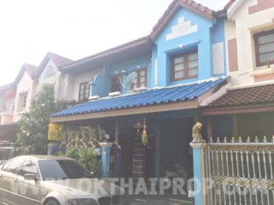 ทาวน์เฮาส์ 1700000 นนทบุรี เมืองนนทบุรี บางรักน้อย