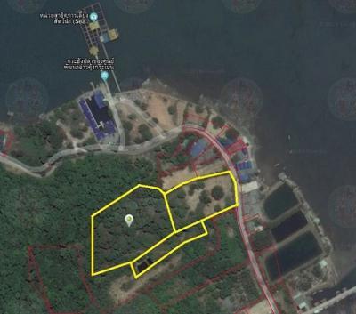 ที่ดิน 3550000 จันทบุรี ท่าใหม่ คลองขุด