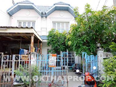 ทาวน์เฮาส์ 1300000 นนทบุรี บางบัวทอง พิมลราช