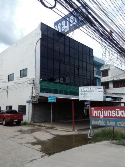 อาคารพาณิชย์ 38000 นครปฐม เมืองนครปฐม พระประโทน