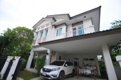 บ้านเดี่ยว 9800000 กรุงเทพมหานคร เขตบางกะปิ หัวหมาก