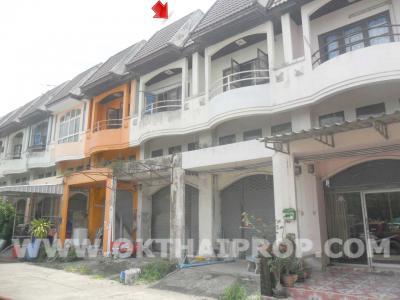 อาคารพาณิชย์ 1300000 ปทุมธานี ธัญบุรี ลำผักกูด